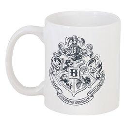 "Кружка ""Хогвартс"" - harry potter, гарри поттер, хогвартс, hogwarts, школа магии"