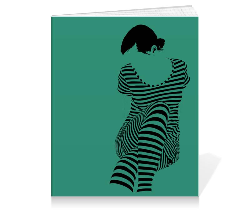 Тетрадь на клею Printio раздвоение личности акцентуированные личности книгу цена