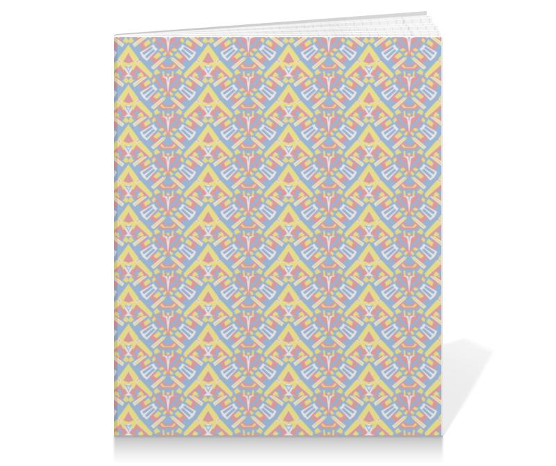 Тетрадь на клею Printio Ngjjvbn480 тетрадь на клею printio жнец
