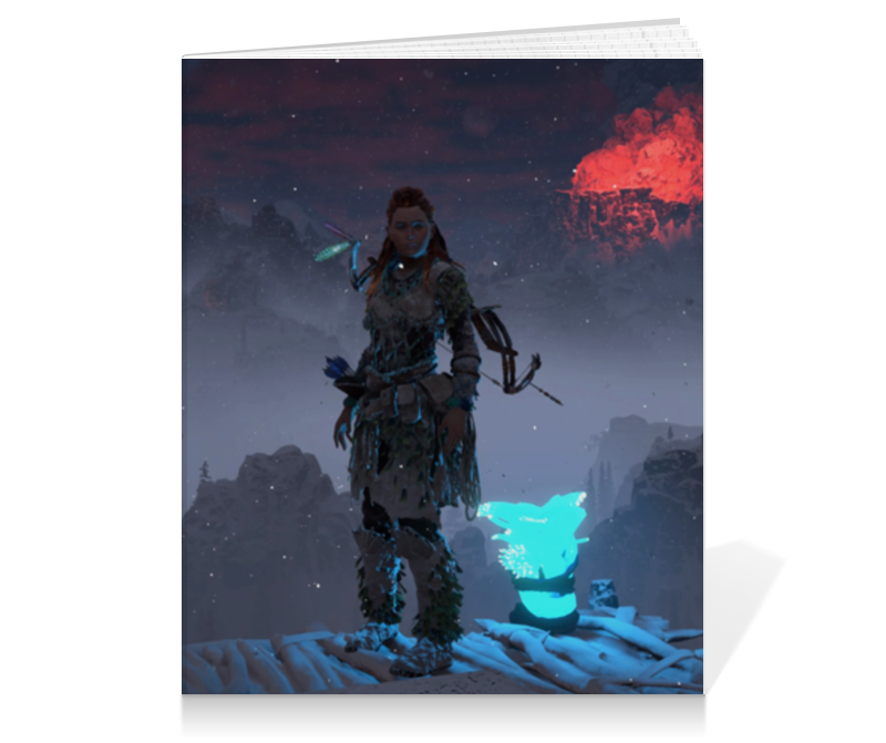 Printio Horizon zero dawn поло print bar horizon zero dawn