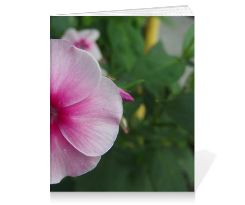 Тетрадь на клею Printio Цветущая долина эксмо блокнот цветущая сакура