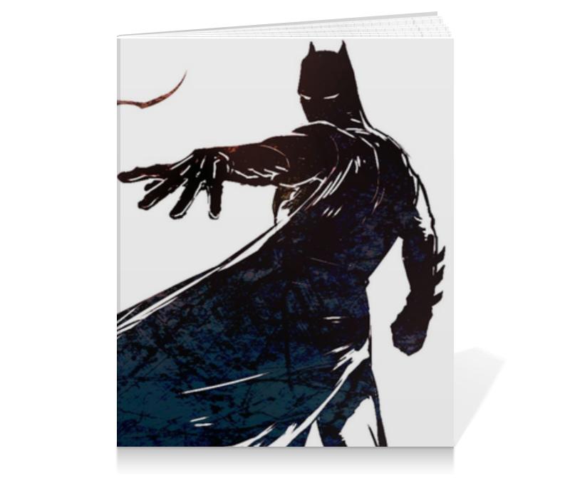 Тетрадь на клею Printio Бэтмен тетрадь на клею printio heroes of the storm