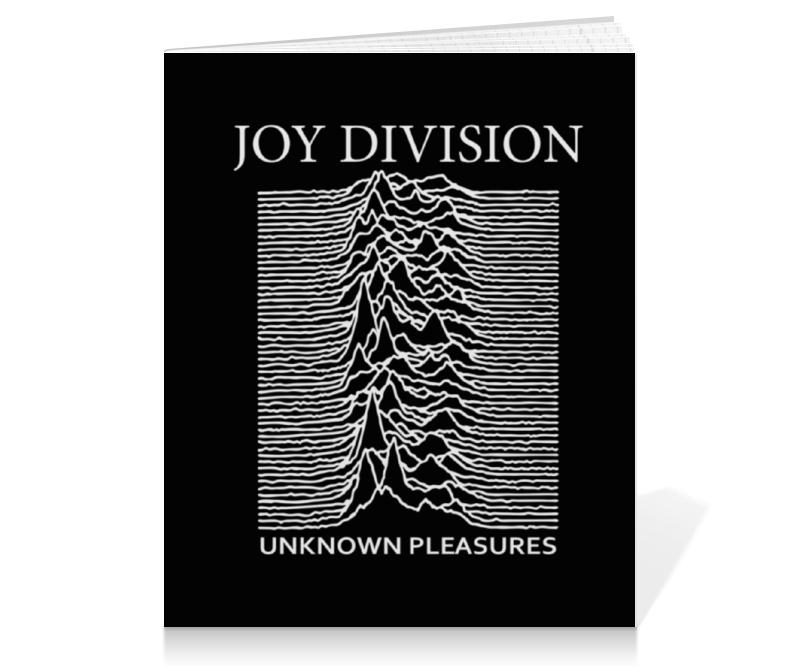 Тетрадь на клею Printio Joy division joy division joy division closer 180 gr
