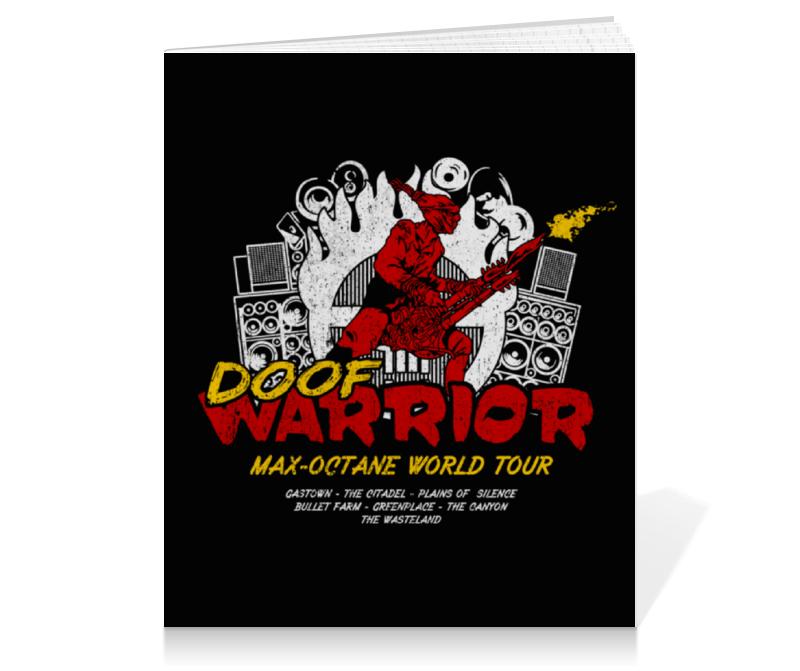 Printio Doof warrior. mad max цена и фото