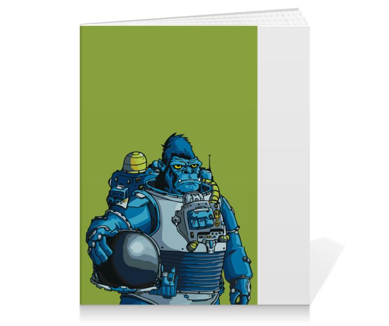 Printio Космическая горилла стоимость