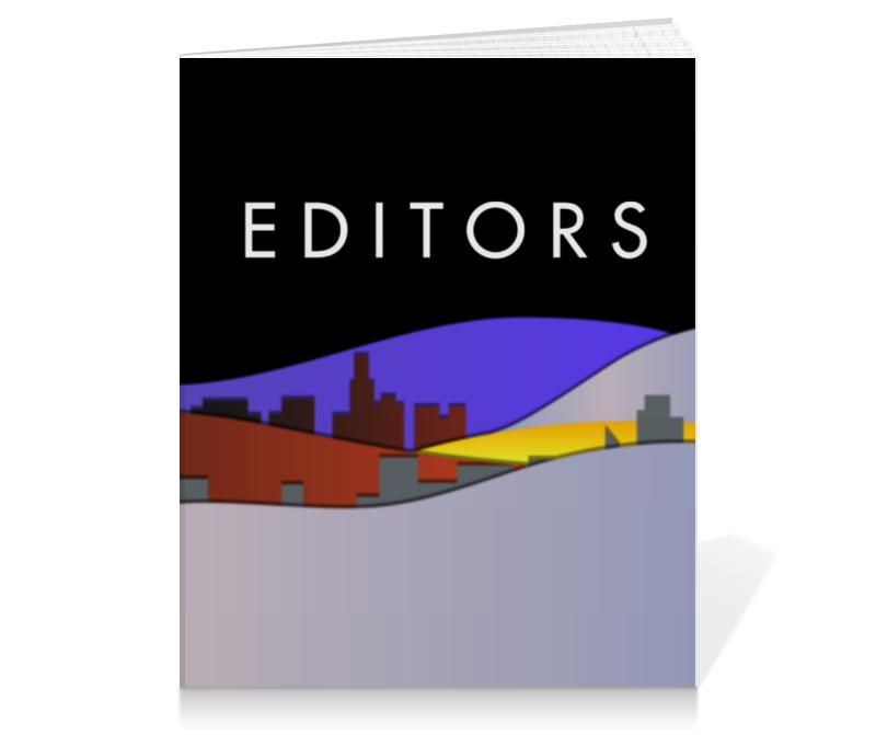 Тетрадь на клею Printio Editors editors editors in dream
