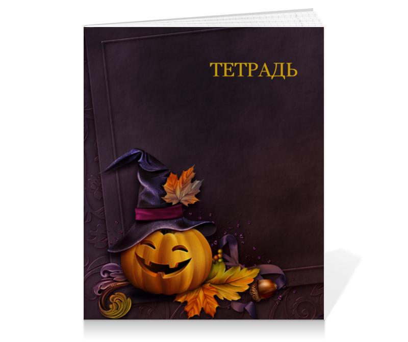Тетрадь на клею Printio Хэллоуин