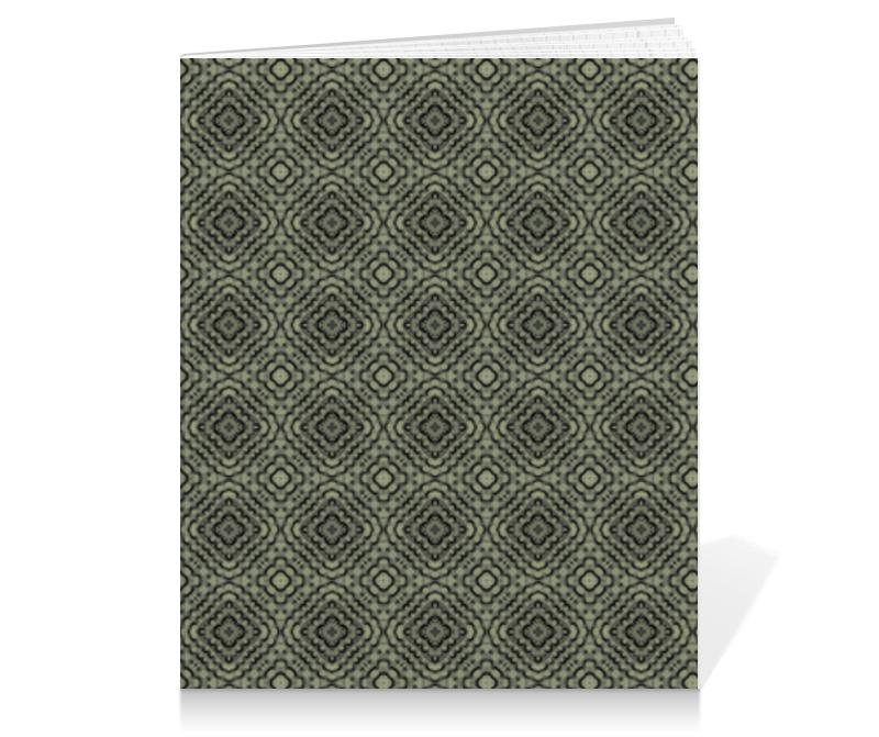 Тетрадь на клею Printio Fluxx printio тетрадь на клею