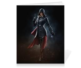"""Тетрадь на клею """"Assassin's Creed Ivi"""" - assassin's creed, syndicate, ivi"""
