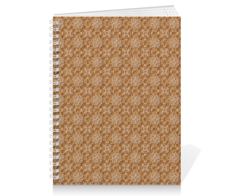 Тетрадь на пружине Printio Dustcloud обложка для паспорта printio dustcloud