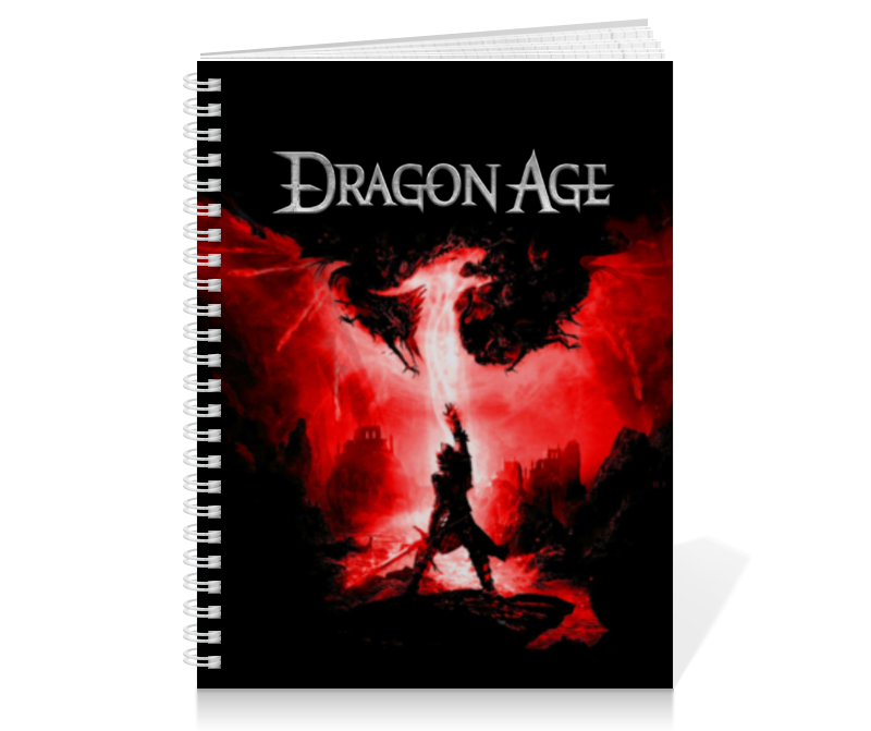 пружине Printio Dragon age
