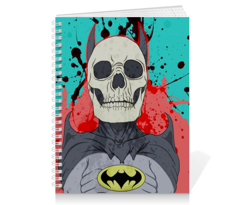 Тетрадь на пружине Printio Бэтмен цена