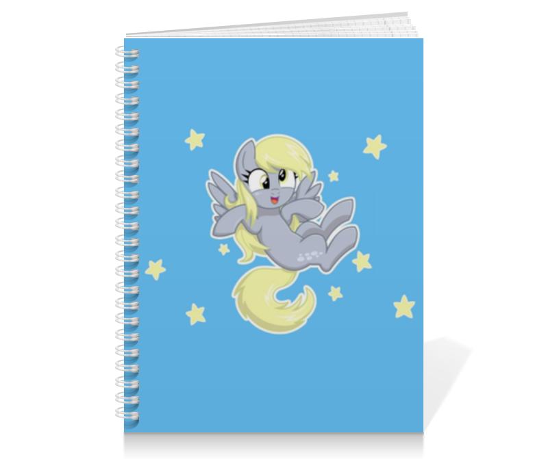 Тетрадь на пружине Printio My little pony (derpy)