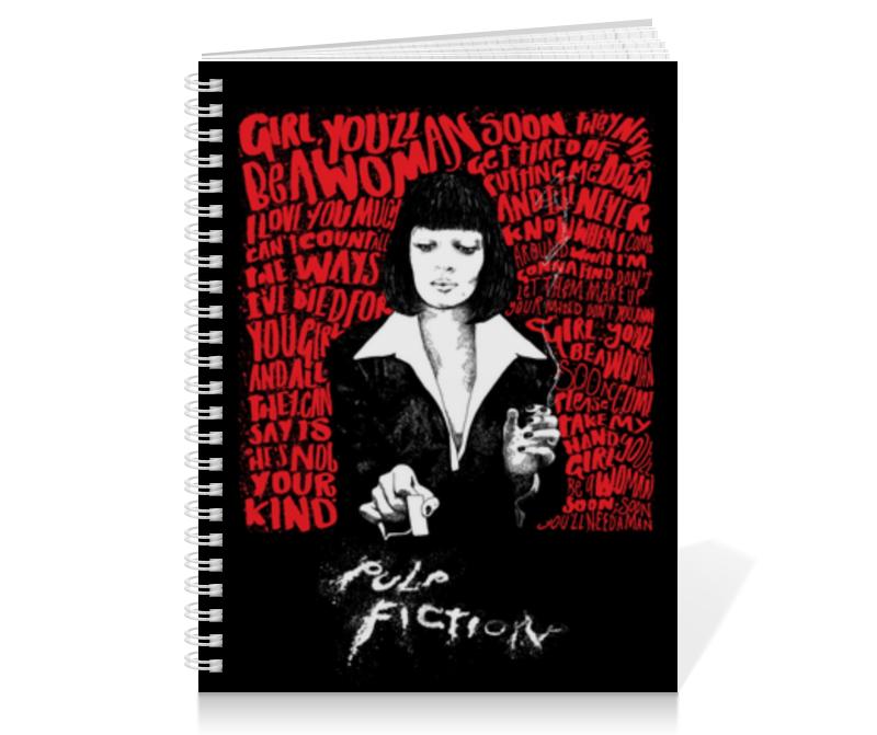 Printio Pulp fiction (ума турман) холст 30x40 printio pulp fiction ума турман