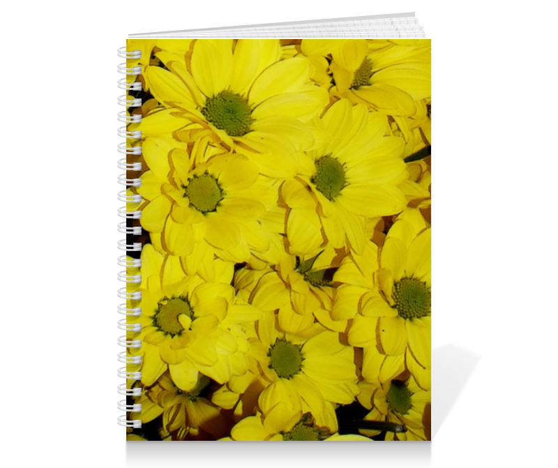Printio Жёлтые хризантемы чайная добавка цветы хризантемы 15 г