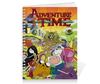 "Тетрадь на пружине ""Adventure time"" - adventure time, время приключений, фин, джейк, пупырка"
