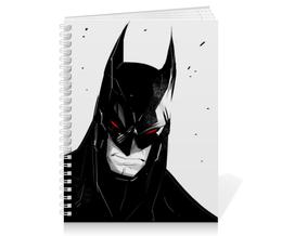 "Тетрадь на пружине ""Бэтмен"" - комиксы, batman, dc, dc comics, бэтс"