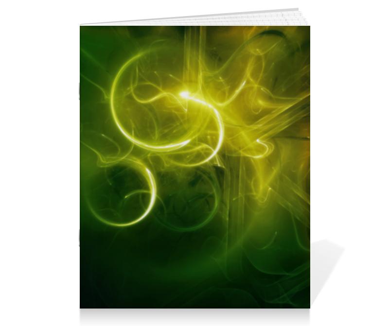 Фото - Тетрадь на скрепке Printio Абстракция тетрадь на скрепке printio цветная абстракция