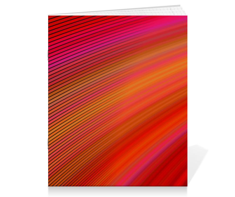 Фото - Тетрадь на скрепке Printio Радуга тетрадь на скрепке printio цветная абстракция