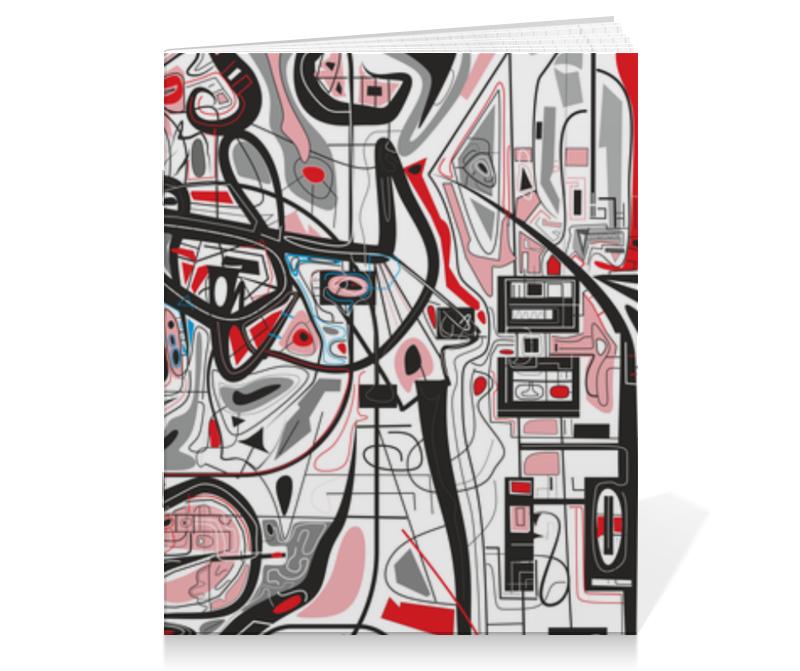 Тетрадь на скрепке Printio Mamewax тетрадь на скрепке printio кошак
