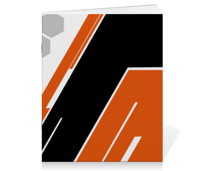 Тетрадь на скрепке Printio Asiimov | азимов чехол для ноутбука 14 printio asiimov