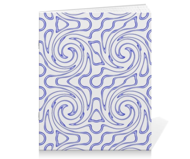 Тетрадь на скрепке Printio Таинственный лабиринт цена и фото
