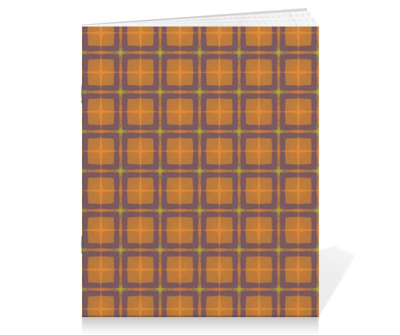Тетрадь на скрепке Printio Колыбельная тетрадь на скрепке printio лимонная тетрадь