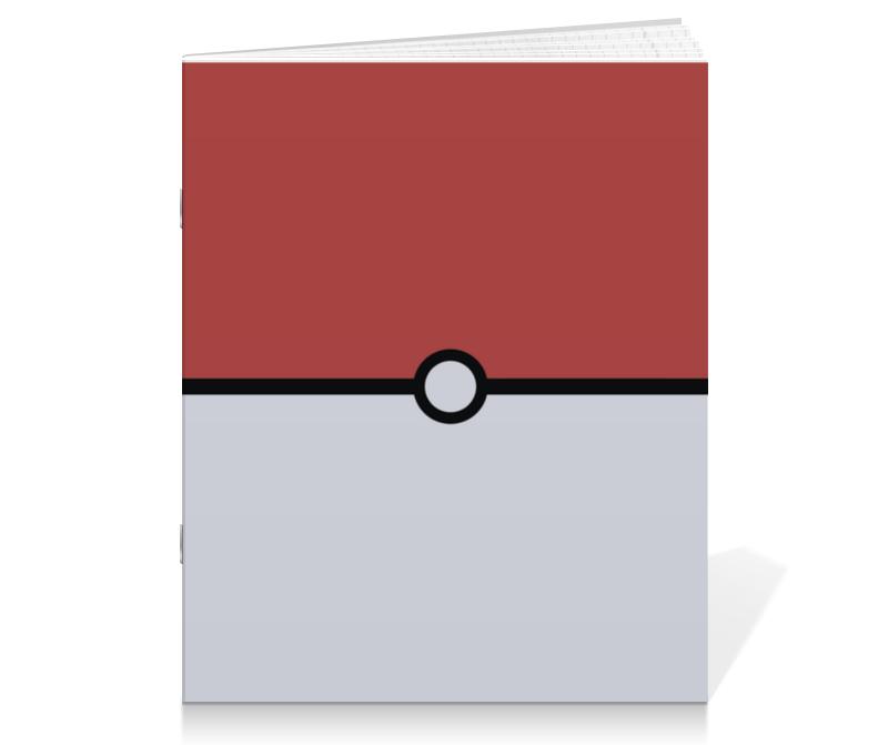 Тетрадь на скрепке Printio Pokemon тетрадь на скрепке printio ngjjvbn480