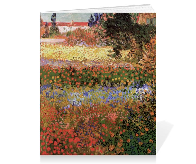 Printio Цветущий сад (винсент ван гог) футболка с полной запечаткой женская printio цветущий сад с тропинкой винсент ван гог