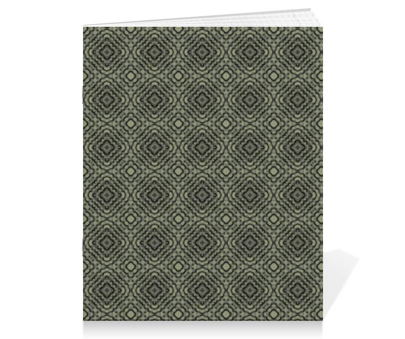 Тетрадь на скрепке Printio Fluxx тетрадь на скрепке printio тайгер