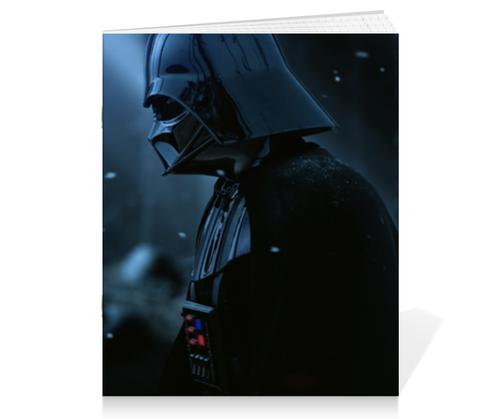 """Тетрадь на скрепке """"Star Wars"""" - star wars, фильмы, дарт вейдер"""