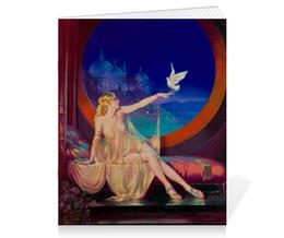 "Тетрадь на скрепке ""Султана (Генри Клайв)"" - картина, генри клайв"