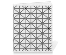 """Тетрадь на скрепке """"Оптическая иллюзия"""" - обман зрения, оптическая иллюзия"""
