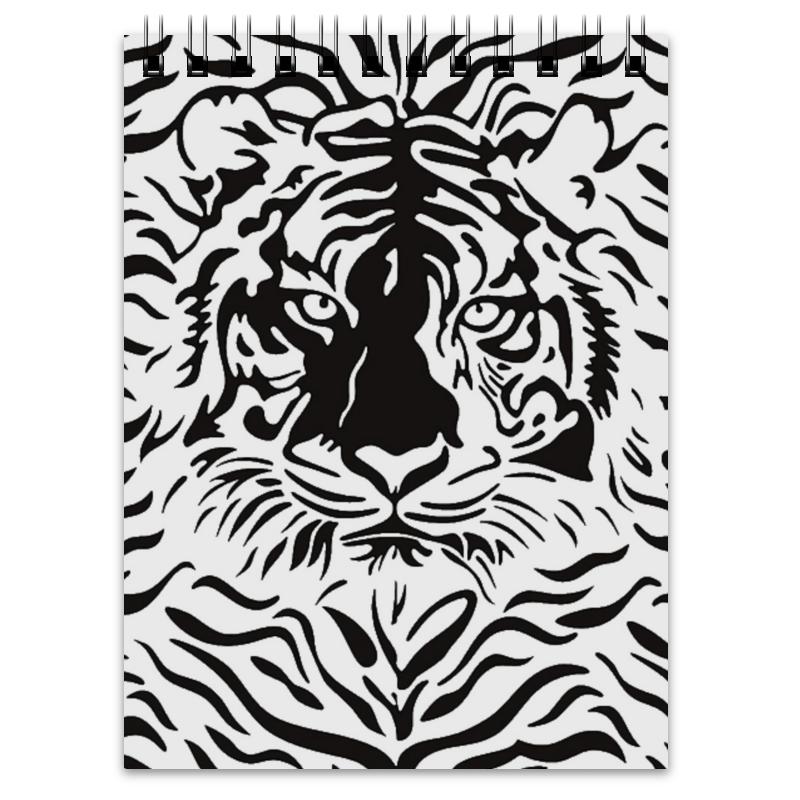 Блокнот Printio Взгляд тигра майка print bar bmw m