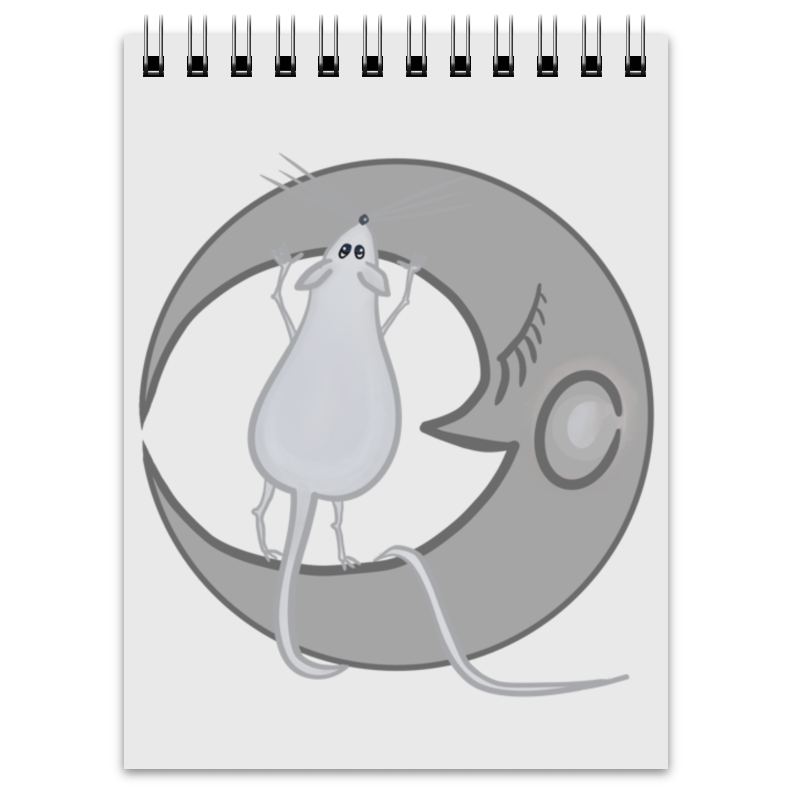 Printio Китайский гороскоп - год крысы