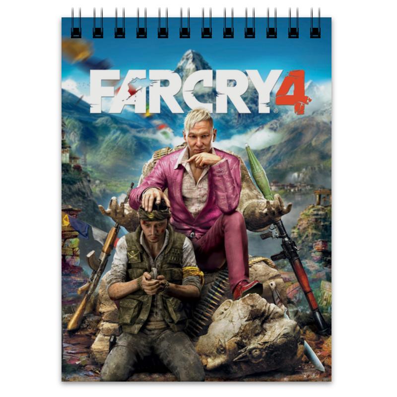 Блокнот Printio Farcry4 блокнот printio farcry4