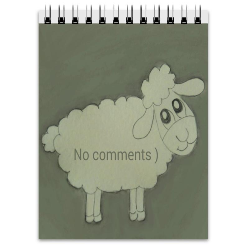Фото - Printio Блокнот овечка блокнот printio студенческий