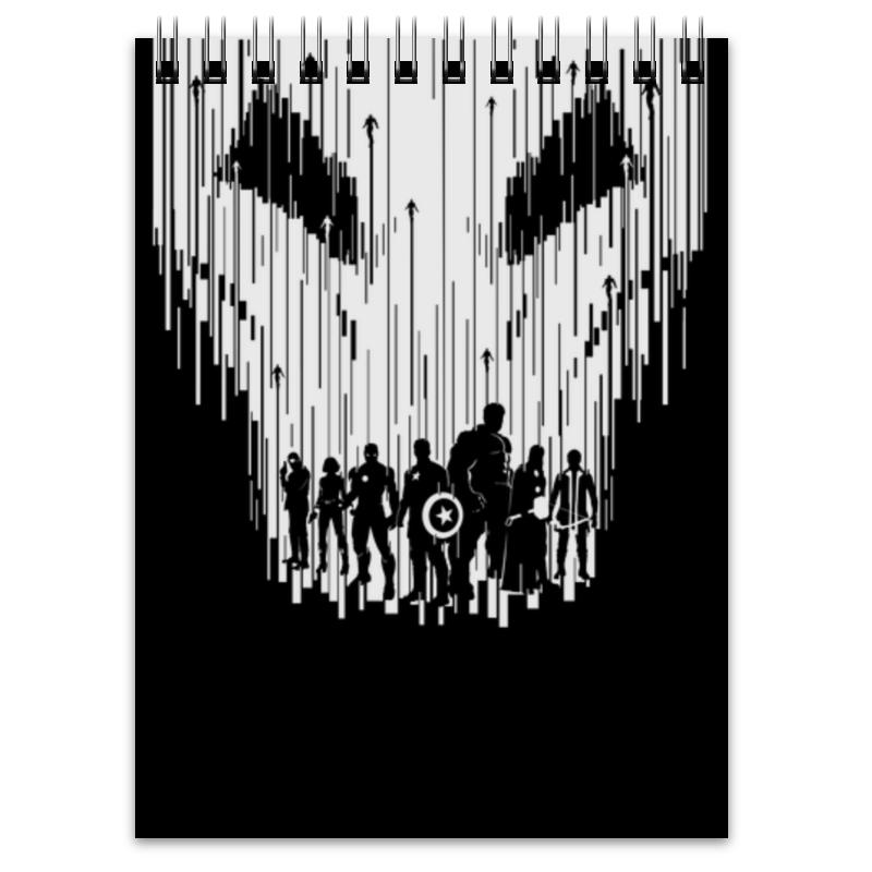 Блокнот Printio Мстители (avengers) элитная трехкомнатная квартира москва купить