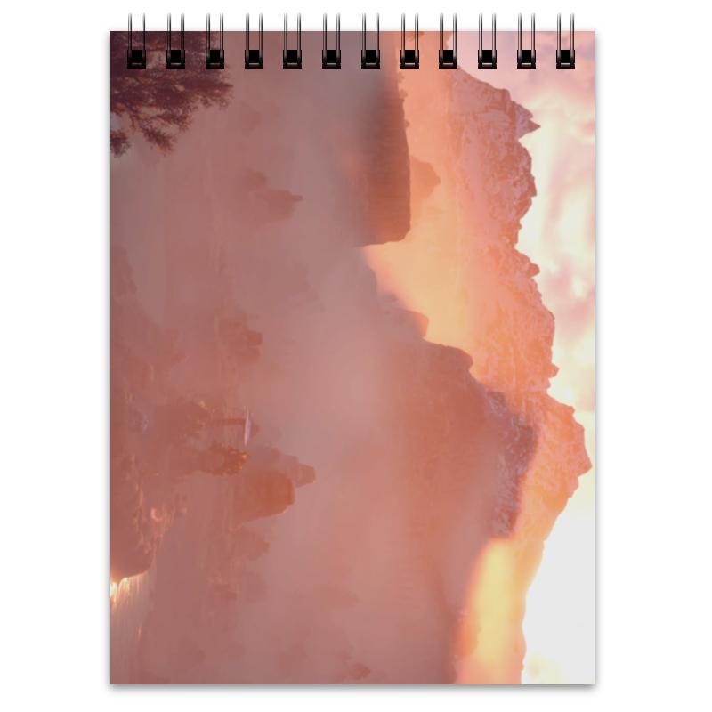 Блокнот Printio Horizon zero dawn цена 2017