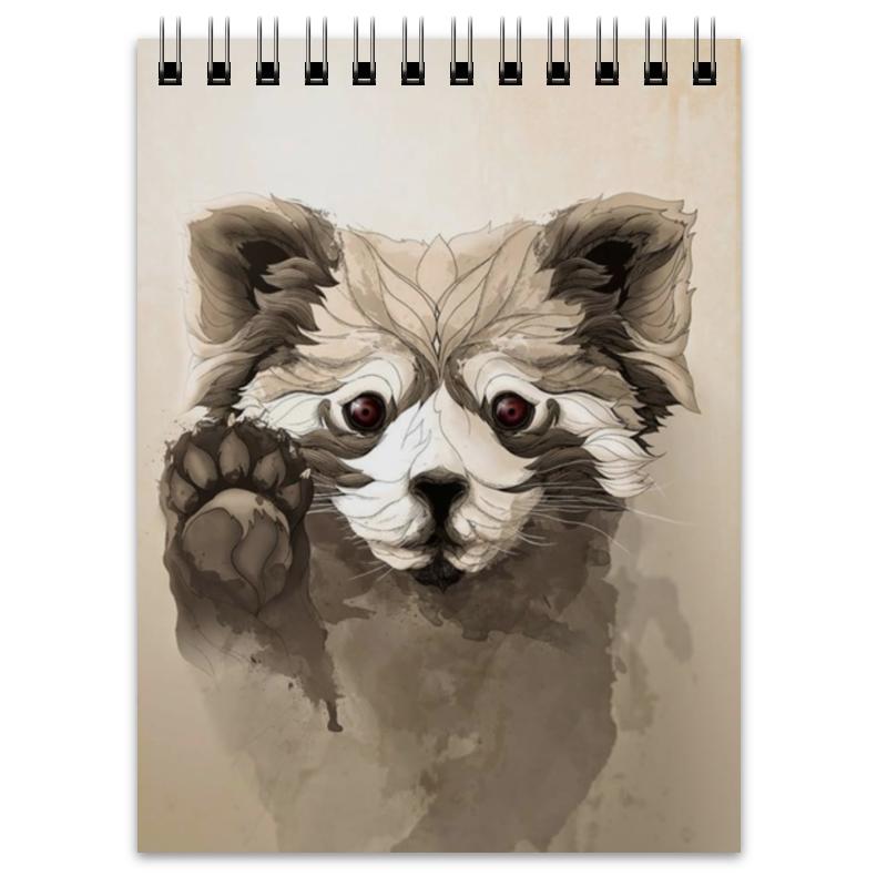 Printio Малая панда блокнот printio сказочная панда