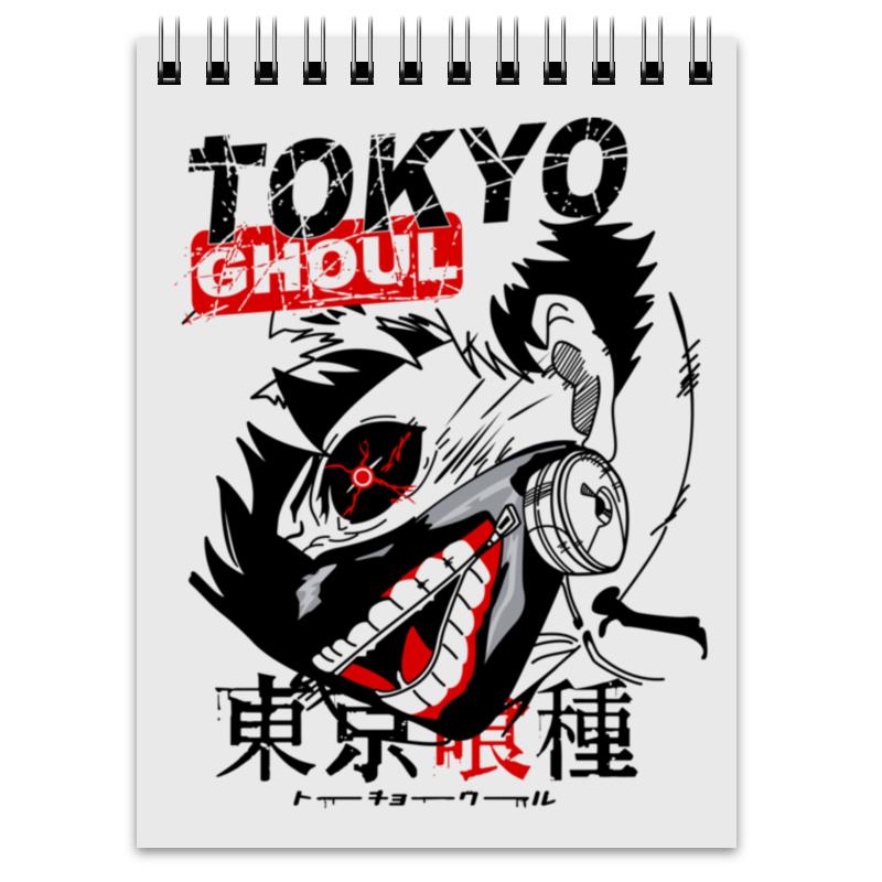 Блокнот Printio Токийский гуль елена некрасова гиль гуль