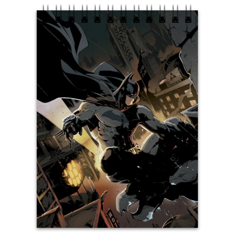 Блокнот Printio Бэтмен printio блокнот