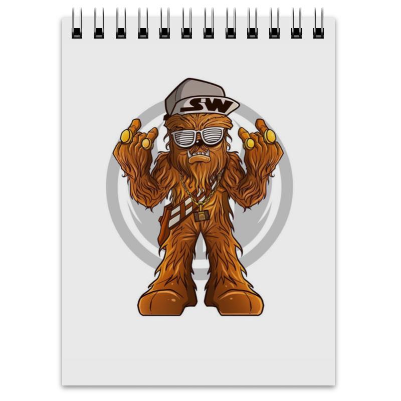 Printio Swag chewbacca блокнот printio swag stormtrooper