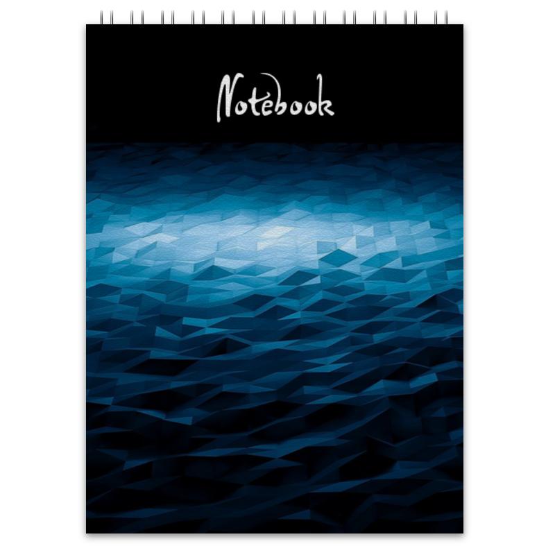 Блокнот Printio Нереальное море блон ж великие тайны океанов средиземное море полярные моря флибустьерское море