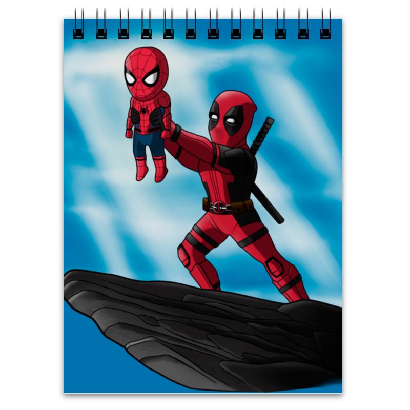 Фото - Printio Deadpool блокнот printio deadpool