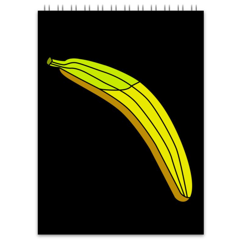 Блокнот Printio Страстный банан канцелярия trimensions блокнот книга тайн