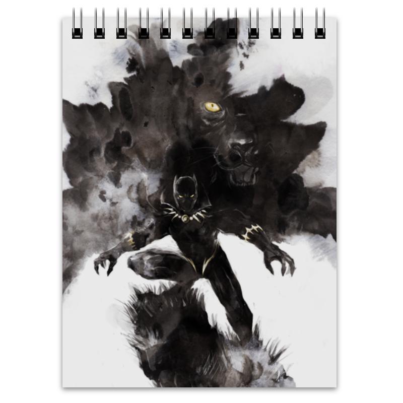 Блокнот Printio Черная пантера сумка printio черная пантера