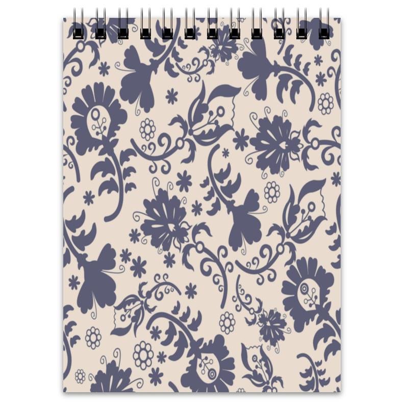 Блокнот Printio Весенние цветочки цены онлайн