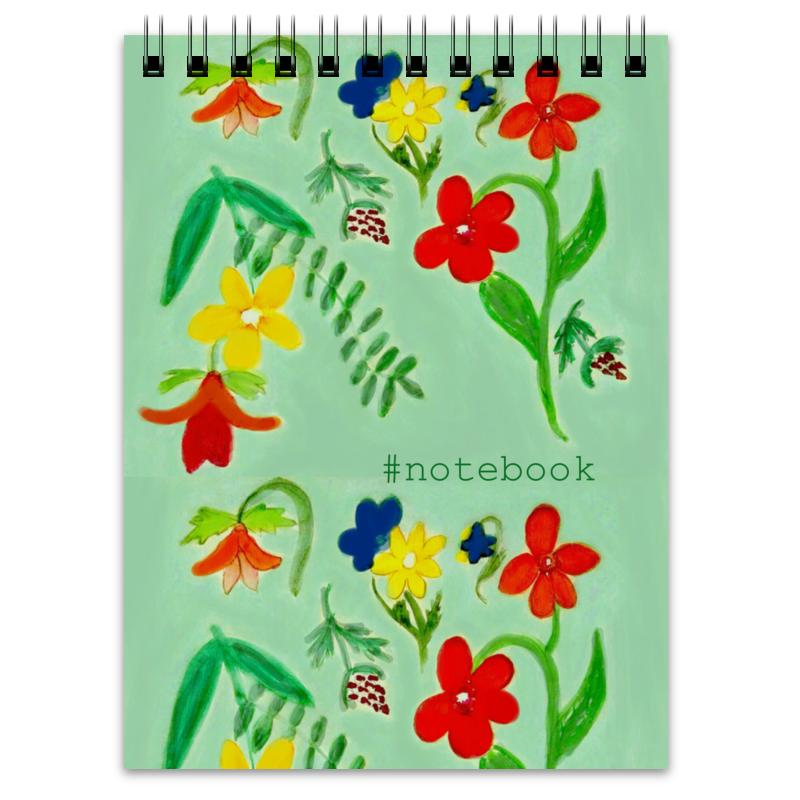 Блокнот Printio Блокнот летние цветы блокнот printio блокнот ведьмочки