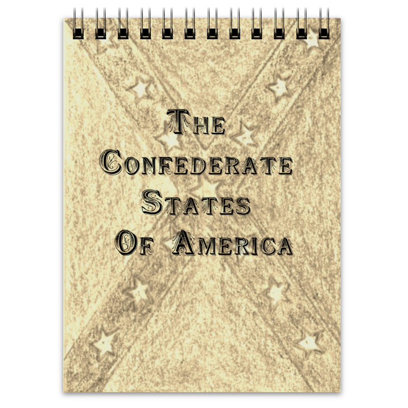 Printio Конфедеративные штаты америки (csa)
